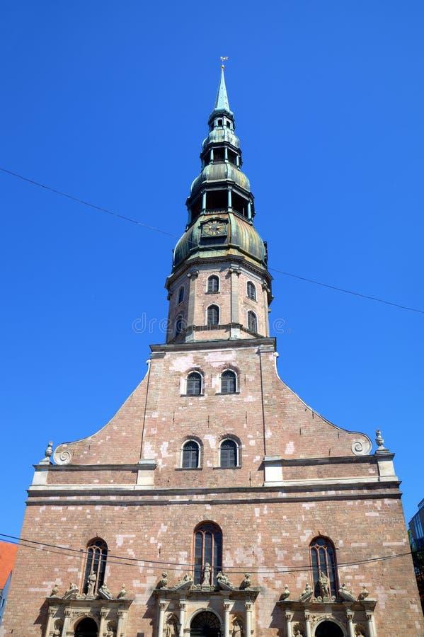 Собор St Peter. стоковые изображения