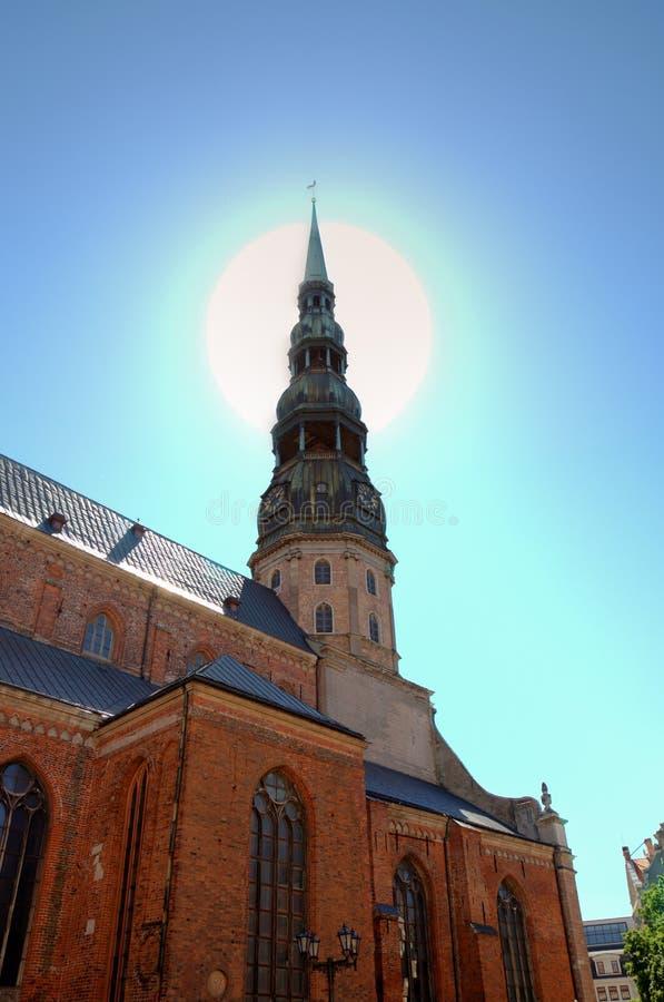 Собор St Peter. стоковые изображения rf