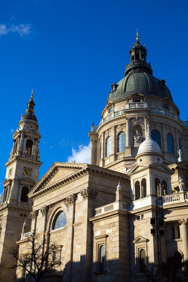 Download Собор Stephens Святого в Будапеште Стоковое Фото - изображение насчитывающей собор, куполок: 40583706