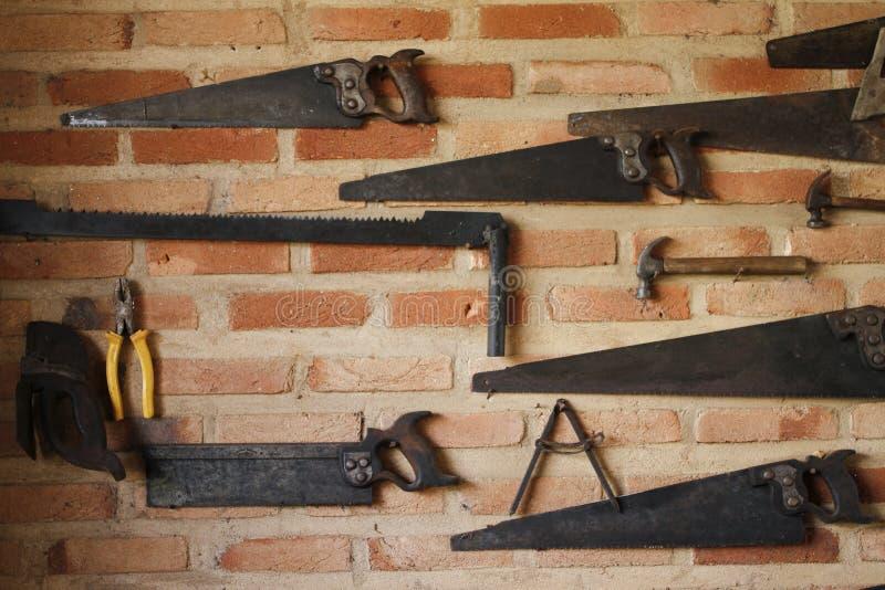 Собрание антиквариата оборудует смертную казнь через повешение стоковая фотография