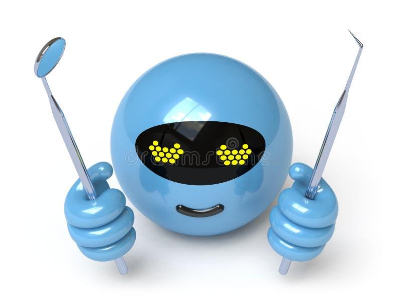 собрание здесь нажимает игрушку иллюстрация вектора