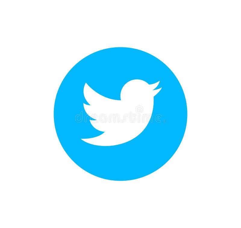 Собрание популярных социальных логотипов средств массовой информации также вектор иллюстрации притяжки corel бесплатная иллюстрация
