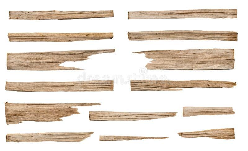Собрание различной сухой древесины для разжигать стоковая фотография rf