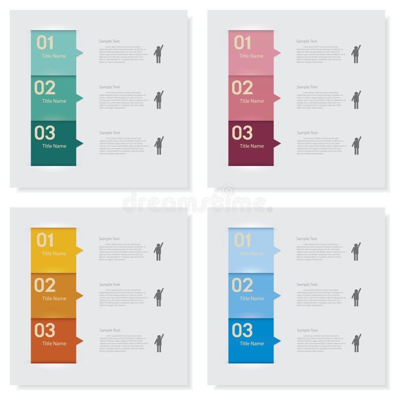 Download Собрание шаблона знамен номера Иллюстрация вектора - иллюстрации насчитывающей ярлык, зажим: 41660392