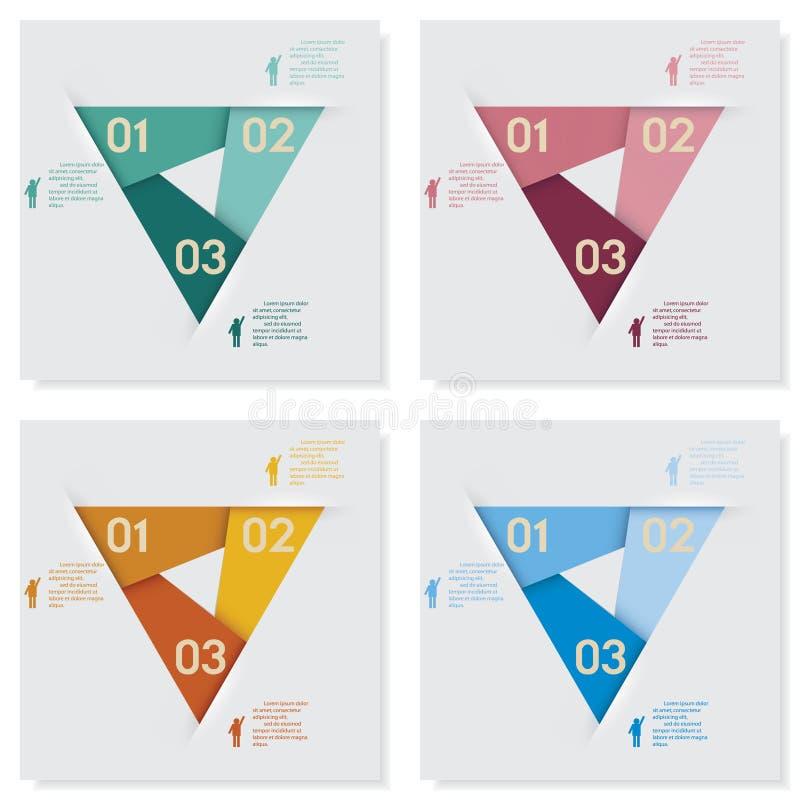 Download Собрание шаблона знамен номера Иллюстрация вектора - иллюстрации насчитывающей зажим, график: 41660459