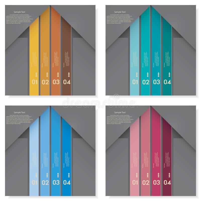Download Собрание шаблона знамен номера Иллюстрация вектора - иллюстрации насчитывающей concept, собрание: 41660504