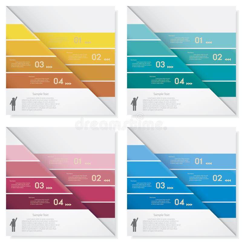 Download Собрание шаблона знамен номера Иллюстрация вектора - иллюстрации насчитывающей номер, конструкция: 41660572