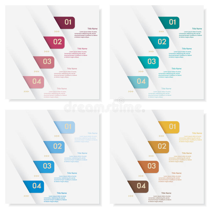 Download Собрание шаблона знамен номера Иллюстрация вектора - иллюстрации насчитывающей конструкция, конспектов: 41660879