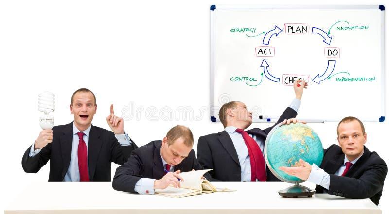 собственная личность занятости стоковое фото rf