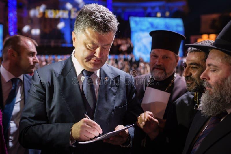 События дня Christianization Kievan Руси стоковое фото rf