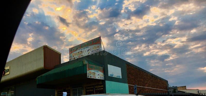 Совершенное фото магазина внутри tzaneen стоковые фотографии rf