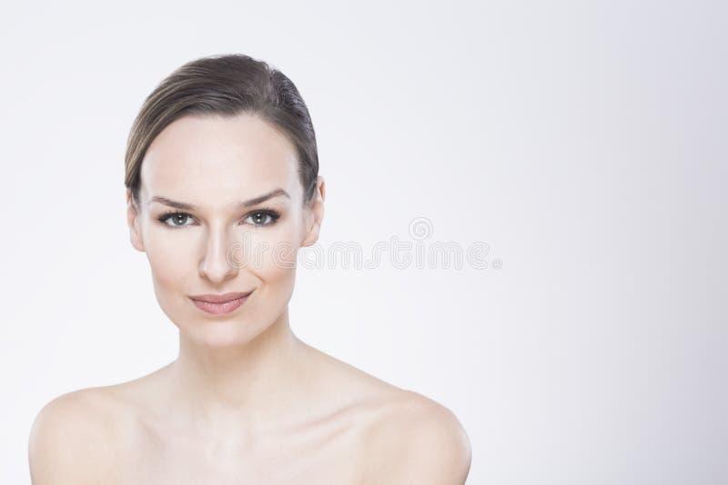 Совершенное hudration для вашего цвета лица стоковое фото
