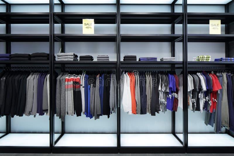 Download Совершенно новый интерьер магазина ткани Стоковое Изображение - изображение насчитывающей малыши, шикарно: 40575605