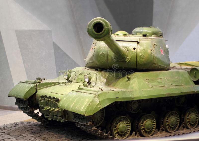 Советский танк t 34 стоковое изображение rf