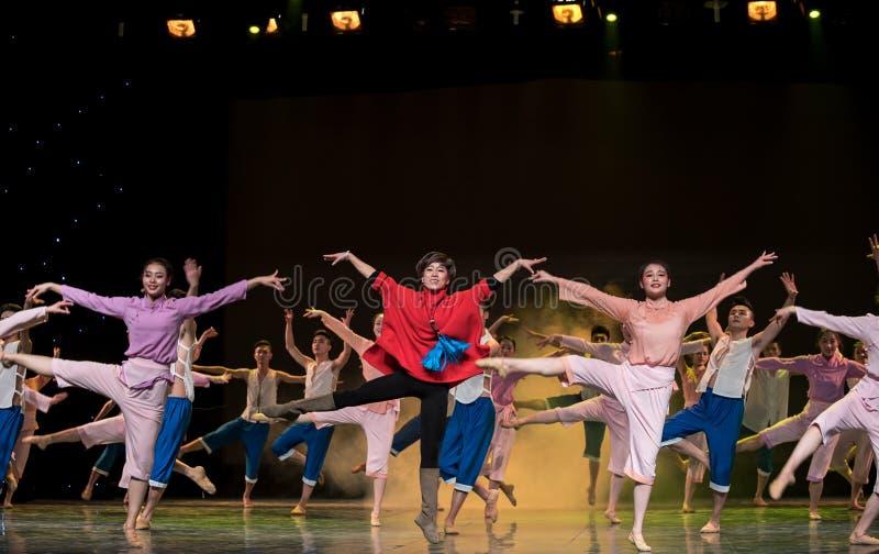 Совместный танец стоковые фото