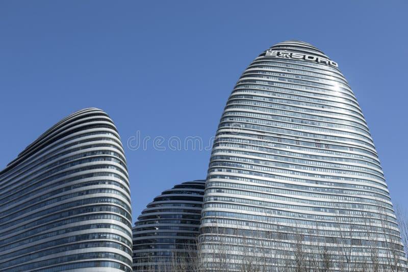 Современная архитектурноакустическая характеристика стоковая фотография