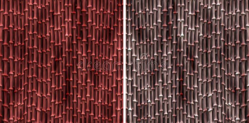 Современная бамбуковая предпосылка иллюстрация штока