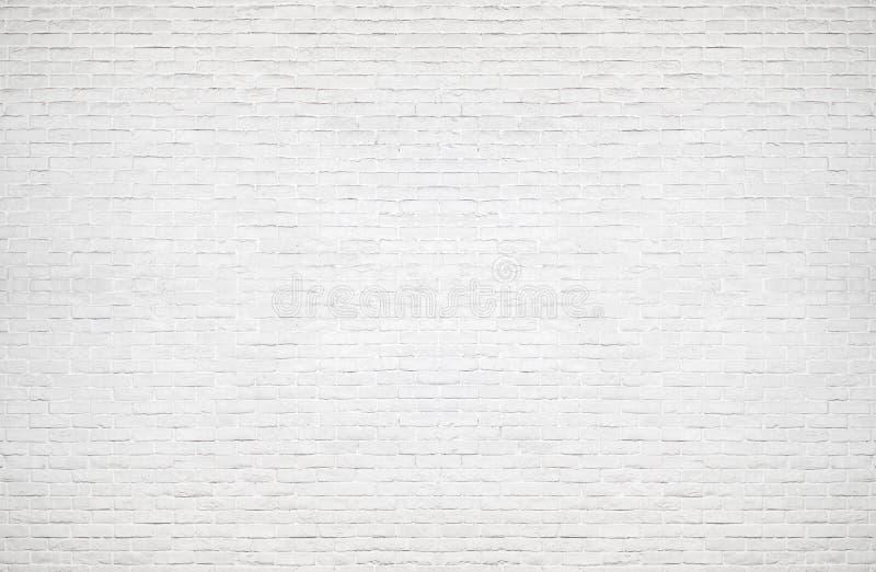 Современная белая текстура кирпичной стены для предпосылки стоковое изображение