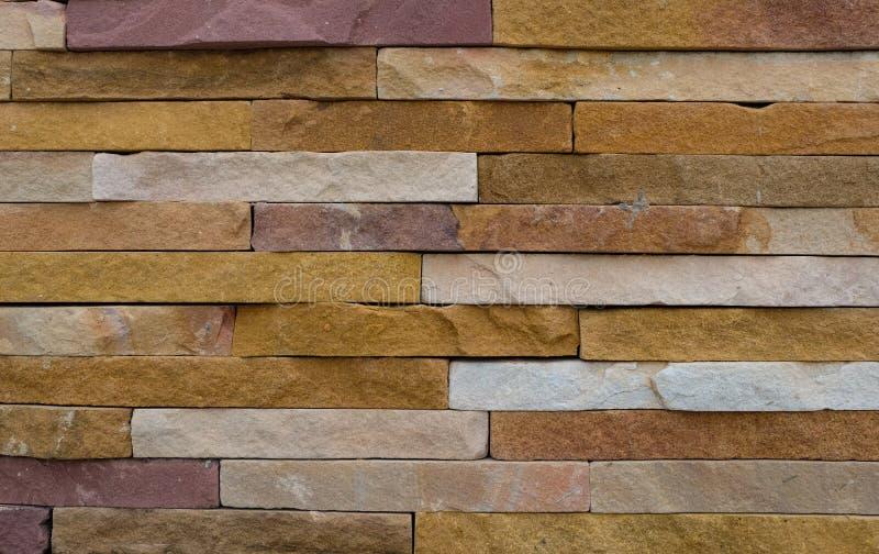 Современная грубая стена текстуры кирпича, красочное грубое backg кирпичной стены стоковое изображение