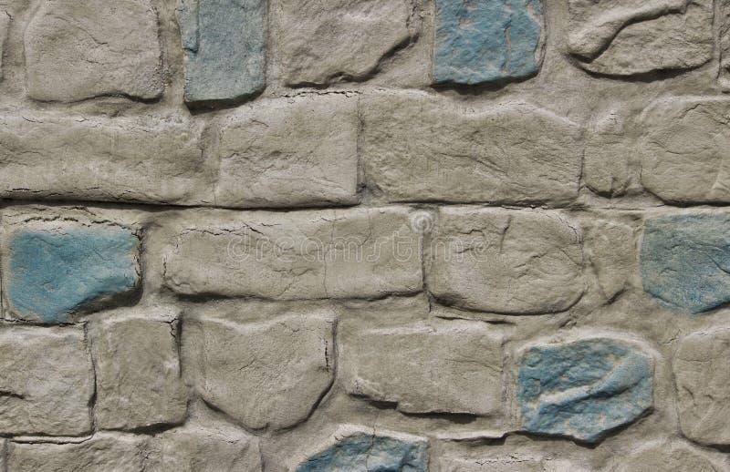 Современная грубая стена текстуры кирпича стоковое изображение