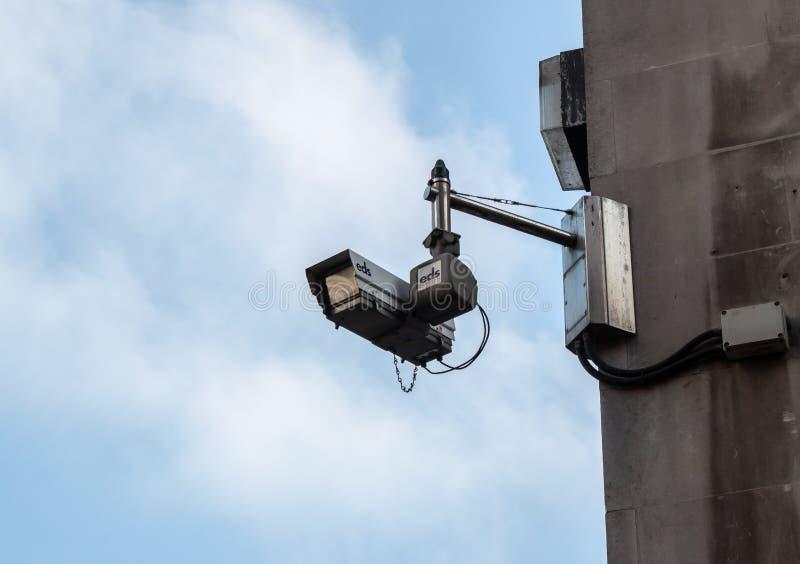 Современная камера cctv стоковые изображения rf