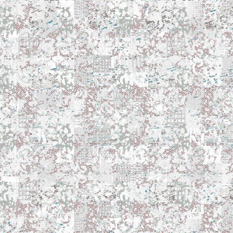 Современная картина штофа для всей текстуры ткани стоковые изображения rf