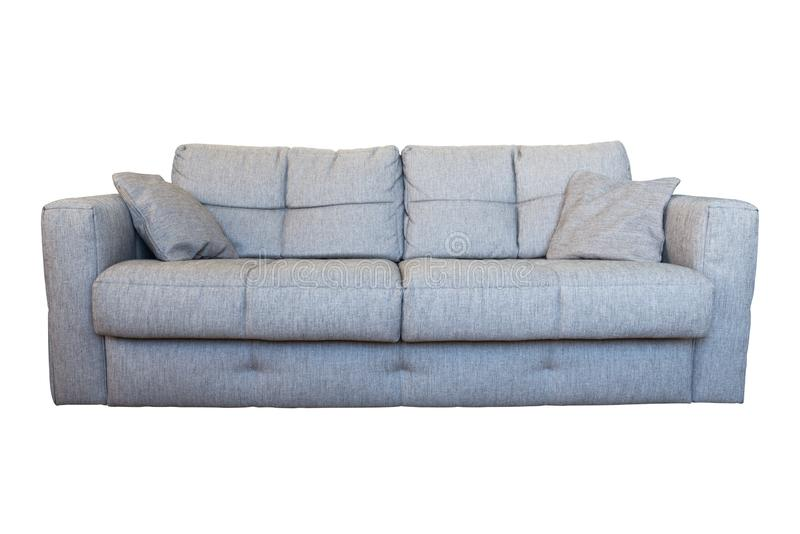 Современная мебель софы или кресла стоковые фото