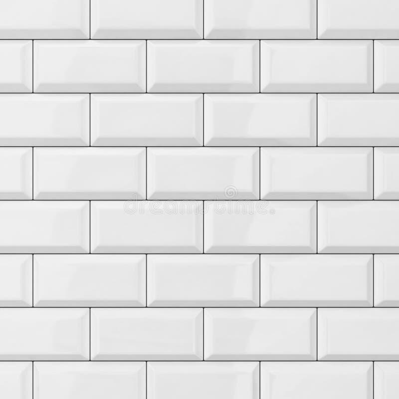 Современная плитка стены иллюстрация штока