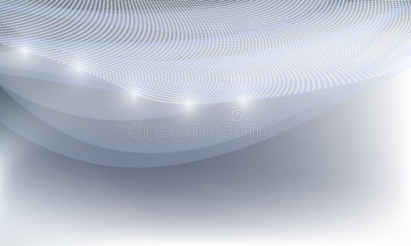 Современная предпосылка вектора иллюстрация штока