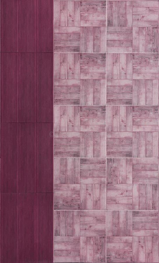 Современная текстура стены плиток стоковые изображения rf