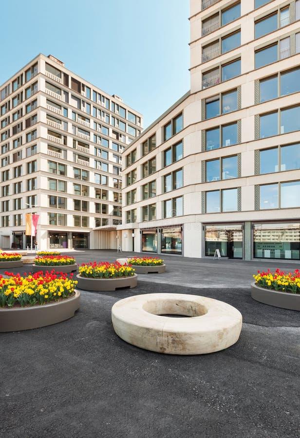 Download Современное здание, внешнее Стоковое Фото - изображение насчитывающей столично, финансовохозяйственно: 40577768