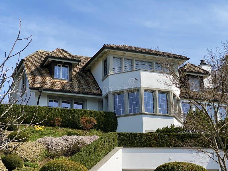 Виллы в цюрихе инвестиции в строящуюся недвижимость