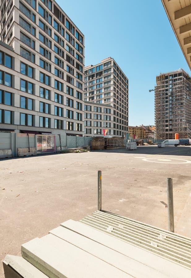 Download Современные здания, внешние Стоковое Фото - изображение насчитывающей урбанско, городск: 40577934