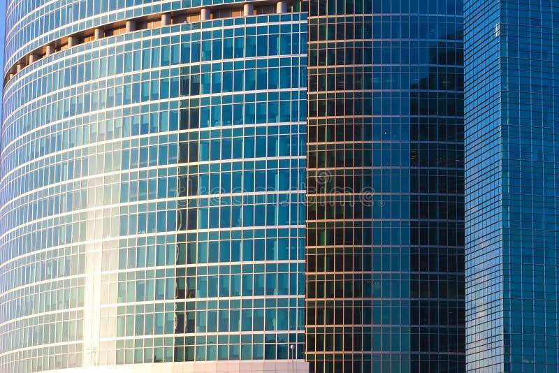 Download Современные scyscrapers стоковое фото. изображение насчитывающей небо - 37929472