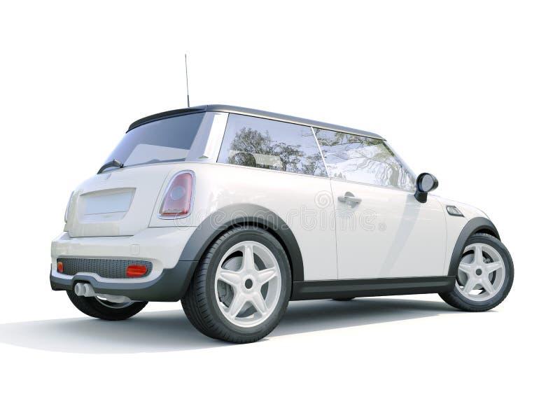 Современный компактный автомобиль стоковое фото