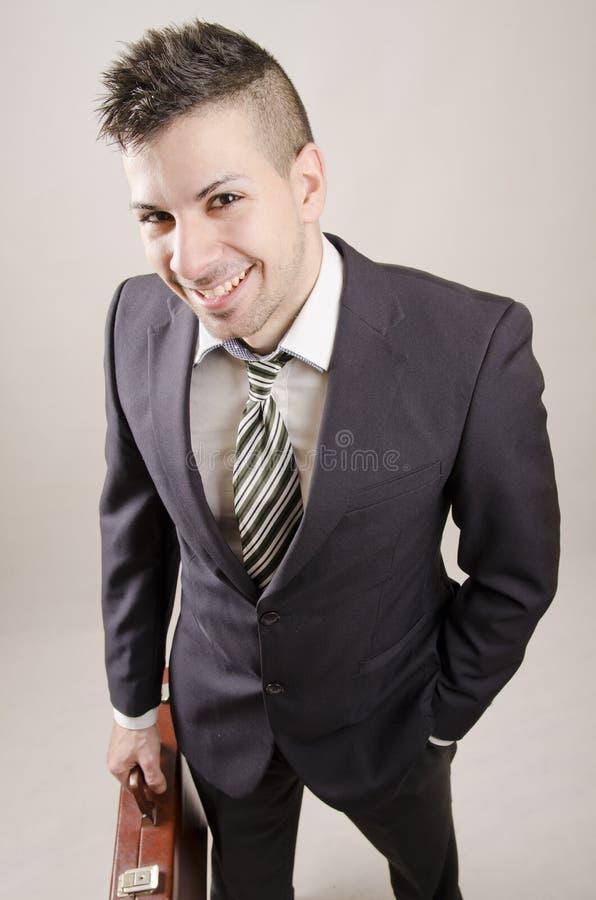 Современный костюм стоковое фото rf