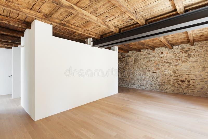 Современный дом, внутренний стоковое фото rf