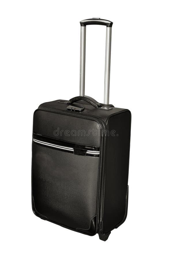 Современный чемодан. стоковое изображение rf