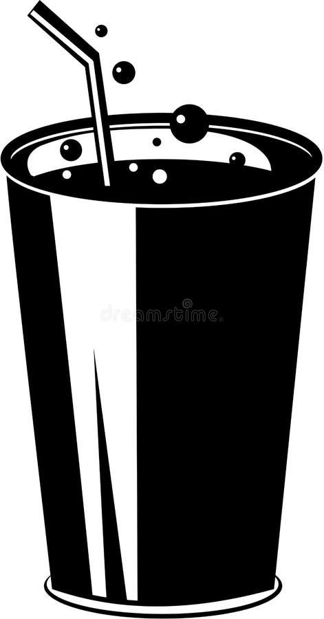 сода иллюстрация штока