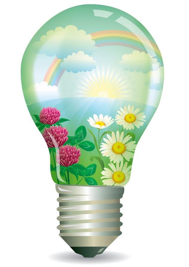 содержание экологичности иллюстрация штока