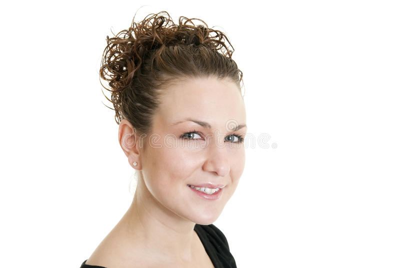 содружественная женщина стоковое фото rf
