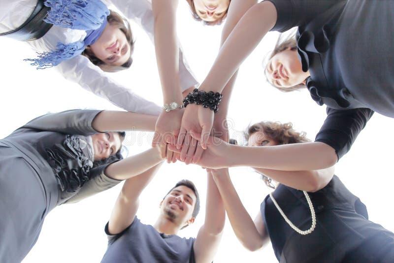 Содружественная команда дела Концепция сыгранности стоковая фотография