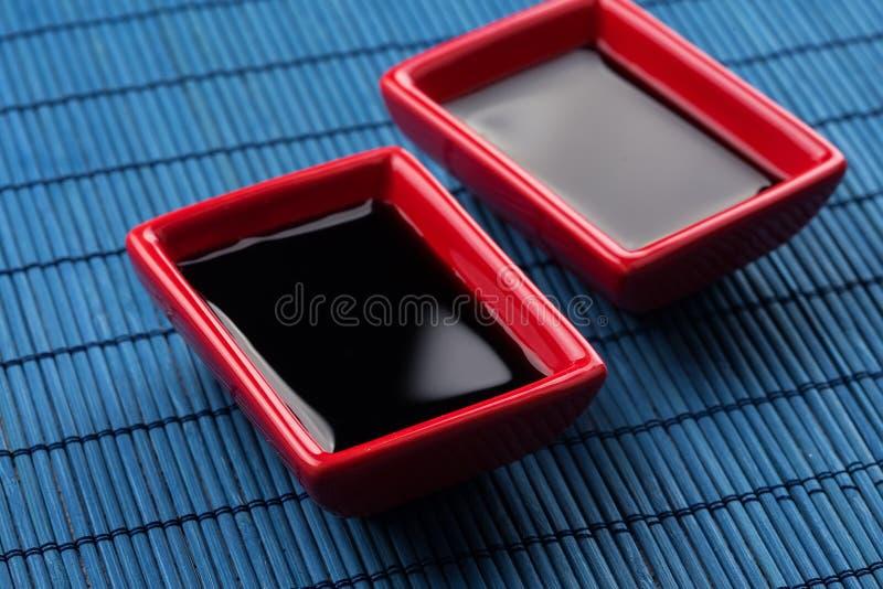 Соевый соус стоковая фотография