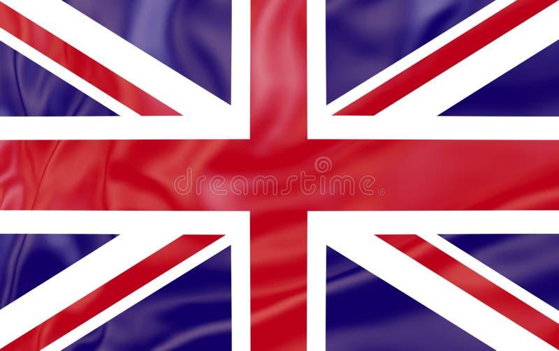 соединенное королевство флага Флаги соотечественников поворачивать страны мира иллюстрация вектора