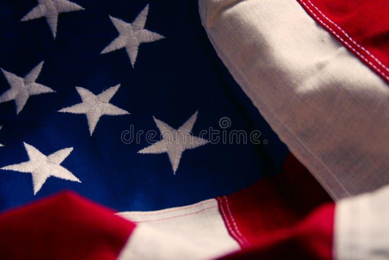 соединенные государства флага предпосылки стоковые изображения