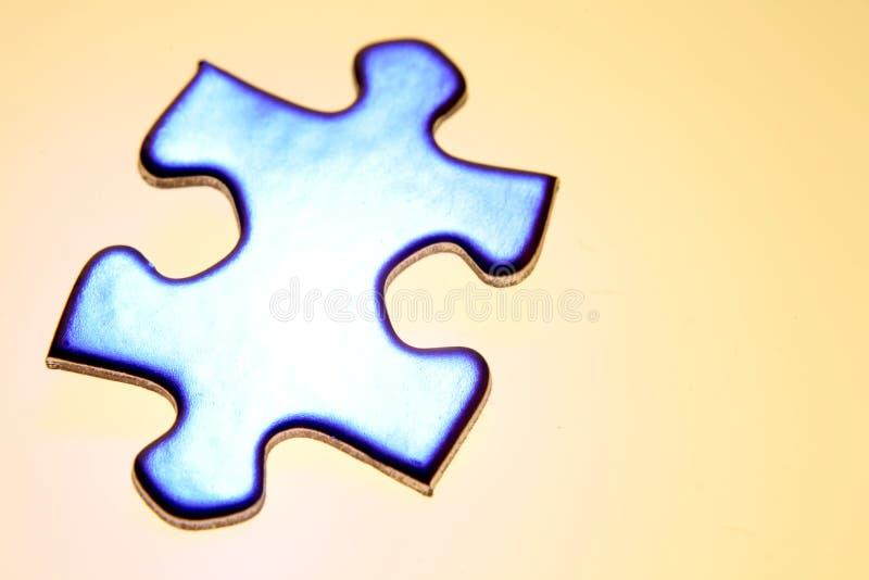 соедините головоломку стоковая фотография