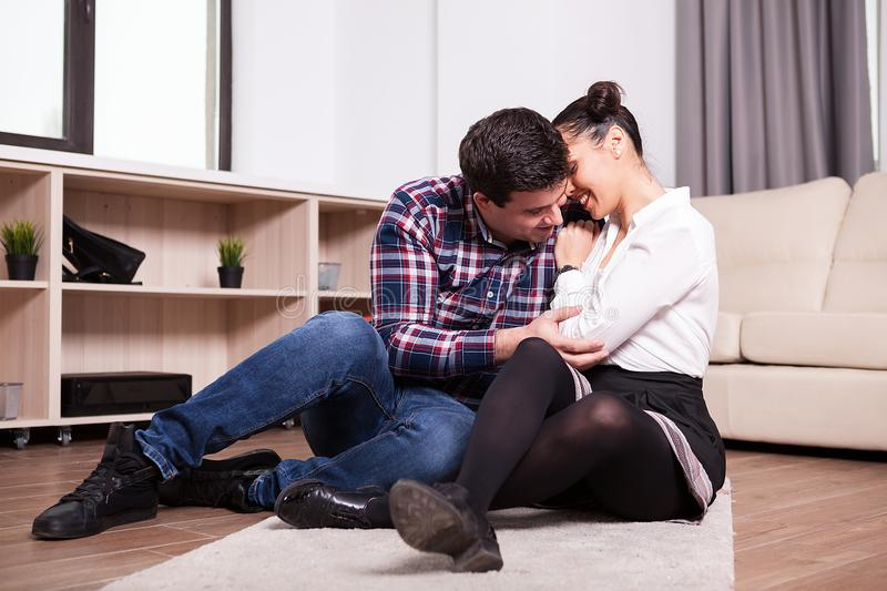 couples-workaholic-friends-time-together-wife-help-mature-women
