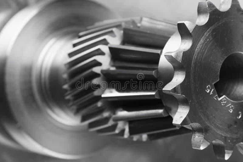 соединяясь сталь menagerie стоковая фотография