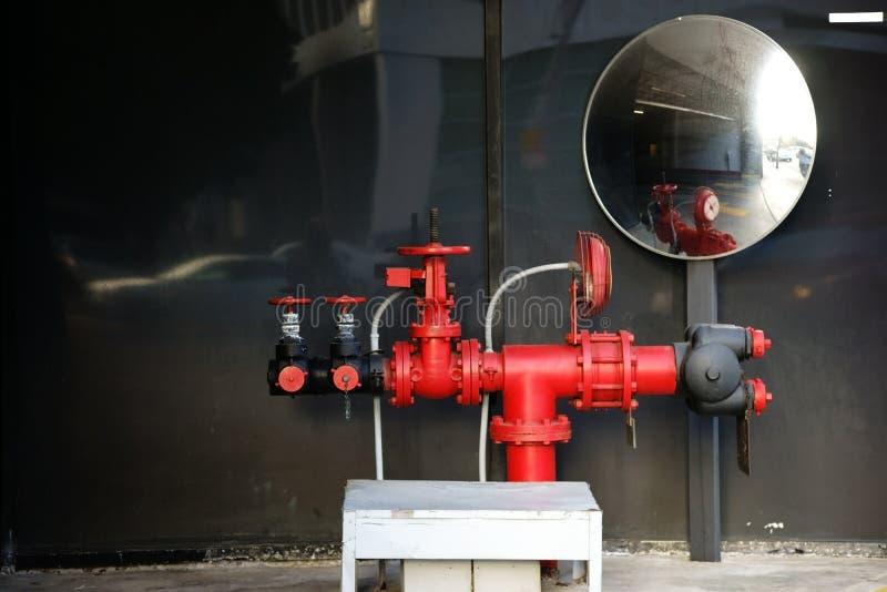 Соединение воды огня стоковое фото rf