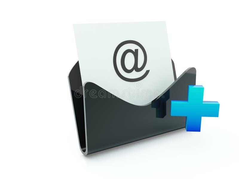 создайте почту иконы бесплатная иллюстрация